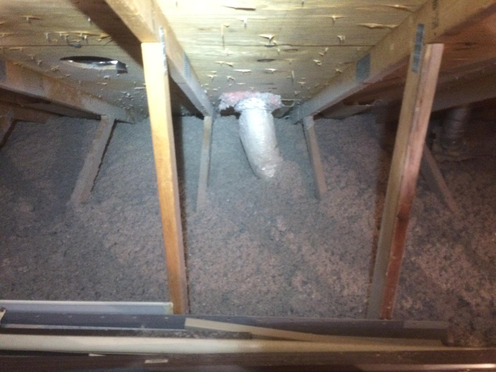 Mold Removal and Traditional Air Seal/Insulate Attic in Appleton, WI - After Photo