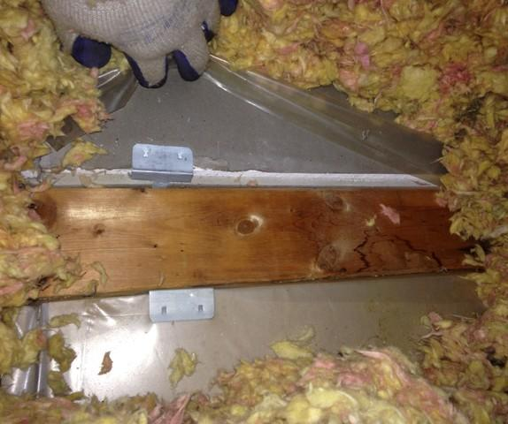 Air sealing to Prevent Cold Rooms and Mold Issues in Oshkosh