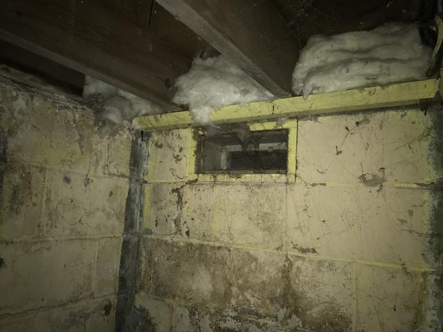 Air Sealing and Replacing Basement Windows in Kaukauna, WI