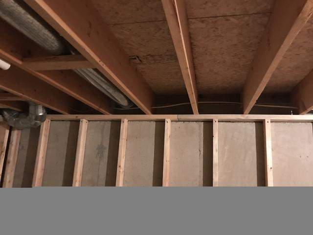 Insulate Basement Rim Joists in Van Dyne, WI