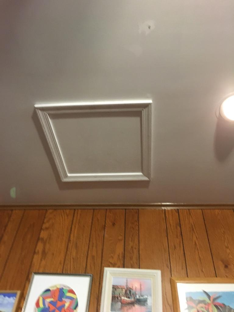 Attic Access Installation in Sterling, VA - After Photo