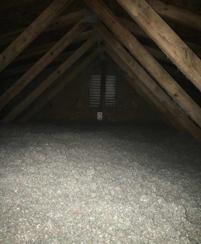 TruSoft Insulation Job in Lorton, VA - After Photo