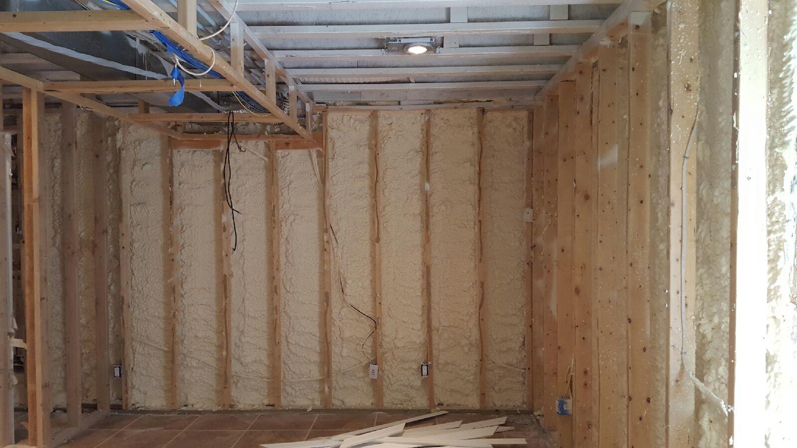 Basement humidity control- Vienna, VA - After Photo
