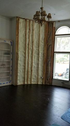 Spray foam insulation-Great Falls, VA - After Photo