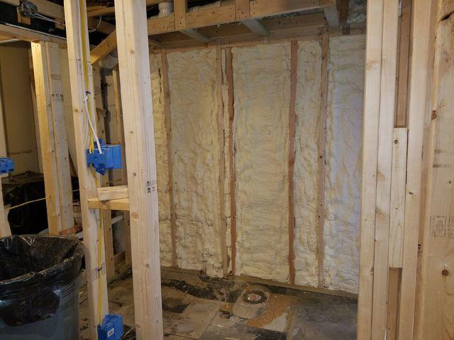 Basement Spray Foam-Alexandria, VA
