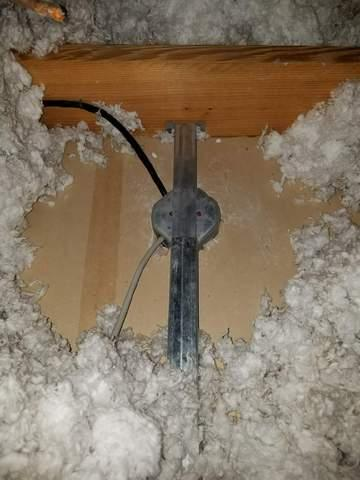 Air Sealing Light Fixture-Dumfries, VA