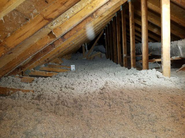 Replacing Fiberglass Insulation in Amissville, VA