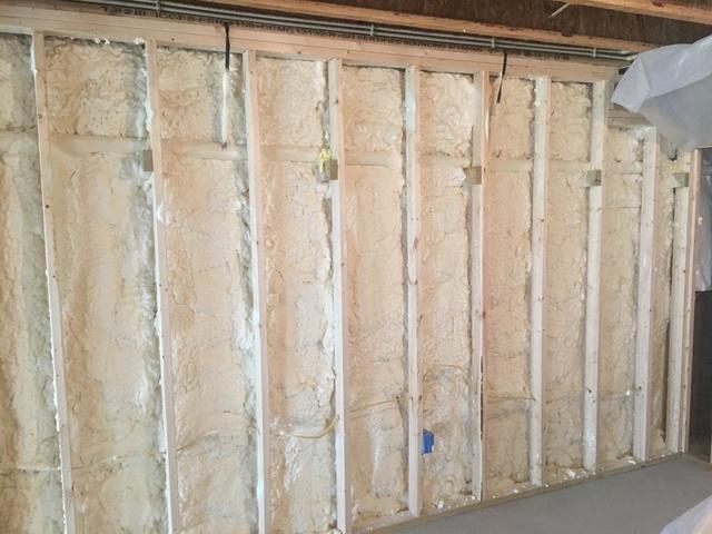 Closed Cell Spray Foam - Goldvein, VA