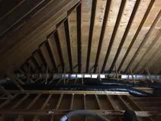 Turning Attic into a Conditioned Space - Prince William County, VA