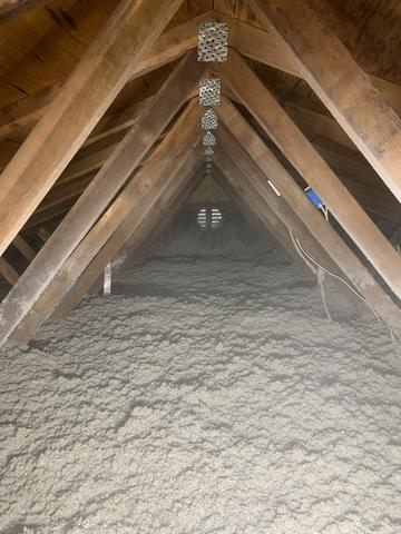 Cellulose Insulation in Brandy Station, VA