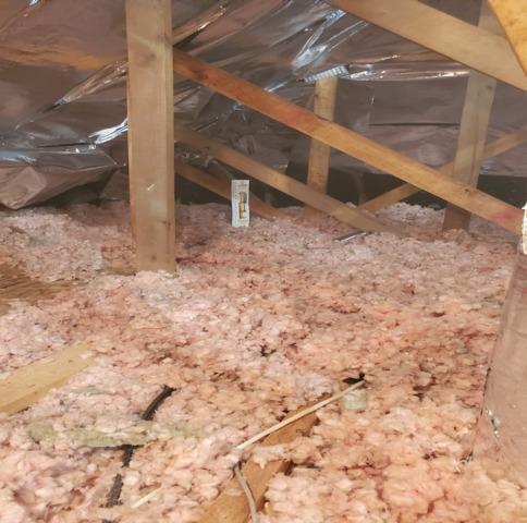 Insulation Upgrade in Stafford, VA