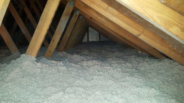 Attic Insulation in Falls Church, VA
