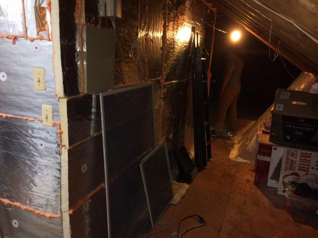Attic Insulation in Freehold, NJ - After Photo