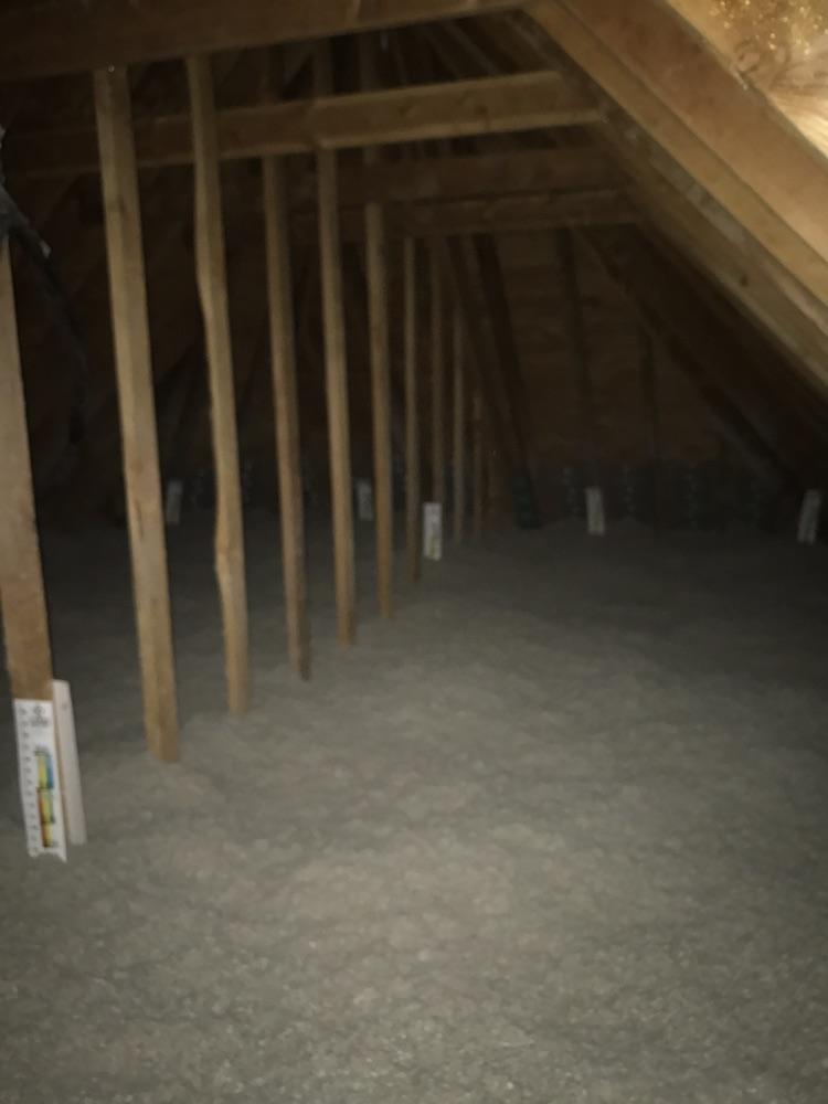 Attic Reinsulation in Sea Girt, NJ - After Photo