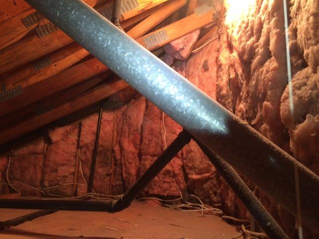 Attic Insulation in Middletown, NJ