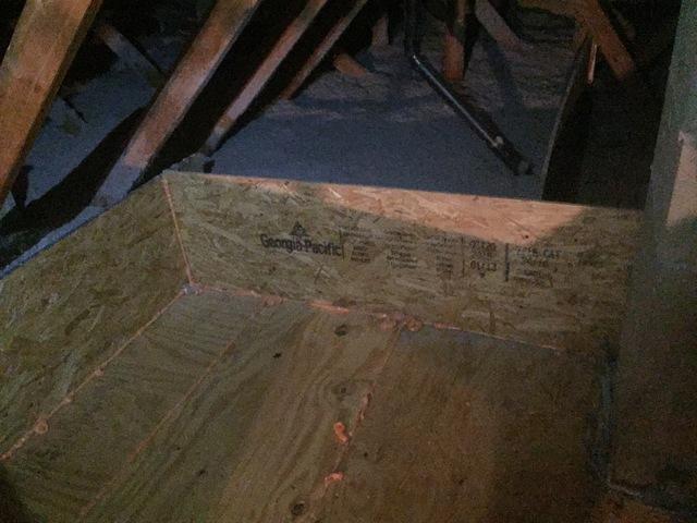 Attic Deck in Toms River, NJ