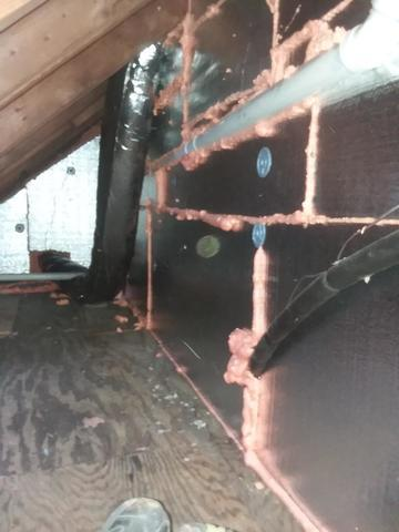 Attic Kneewall Insulation in Red Bank, NJ