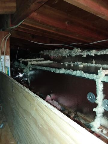 Duct Encapsulation in Brick, NJ - After Photo