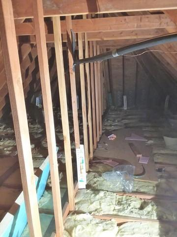 Attic Reinsulation in Sea Girt, NJ