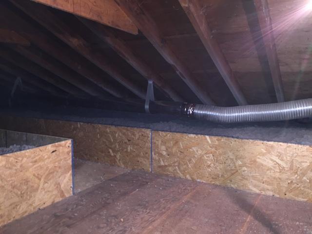 Attic insulation in Neptune, NJ