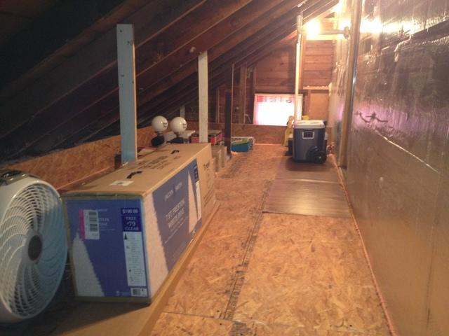Under Insulated & Air Leakage in Island Heights, NJ - After Photo