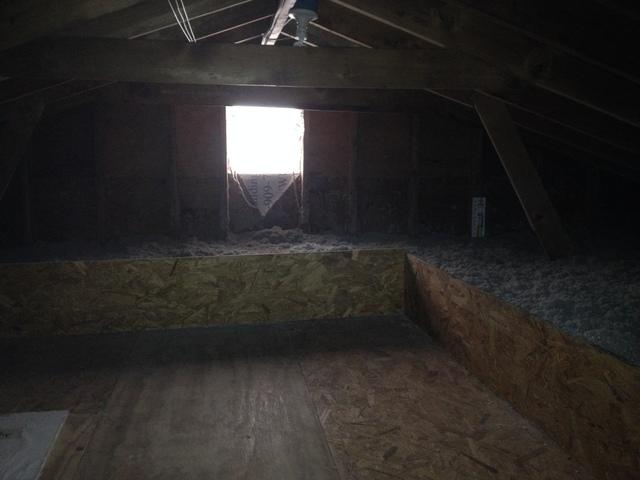 Blown In Insulation in Toms River, NJ