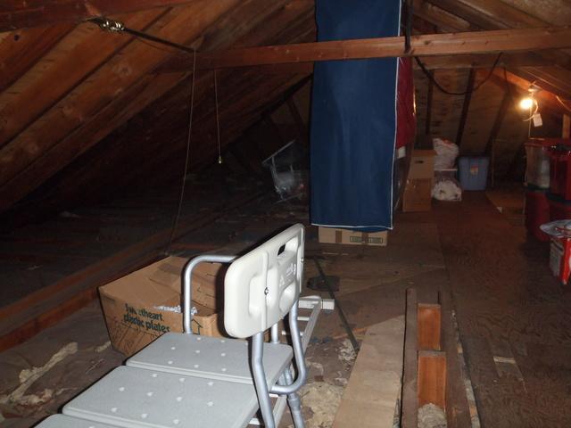 Attic Storage in Toms River, NJ