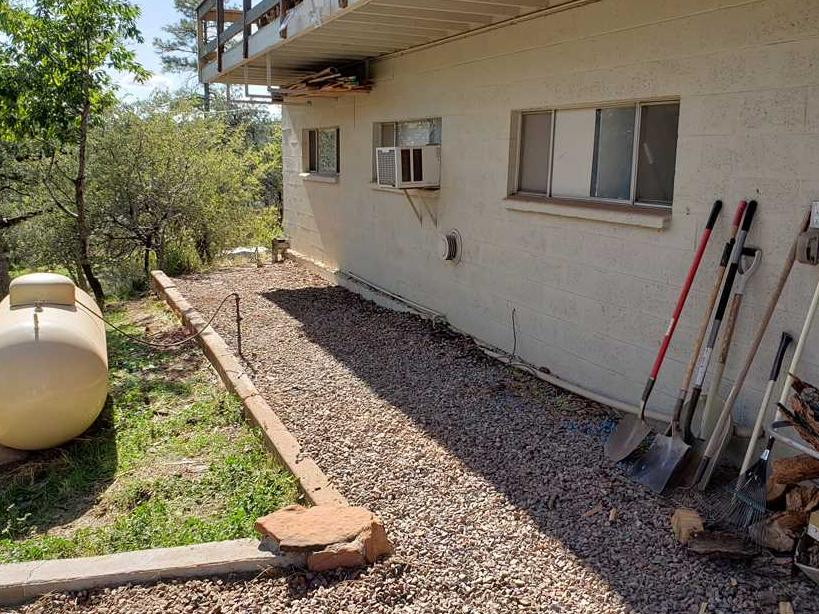 Pine, AZ Foundation Repair Before & After - After Photo
