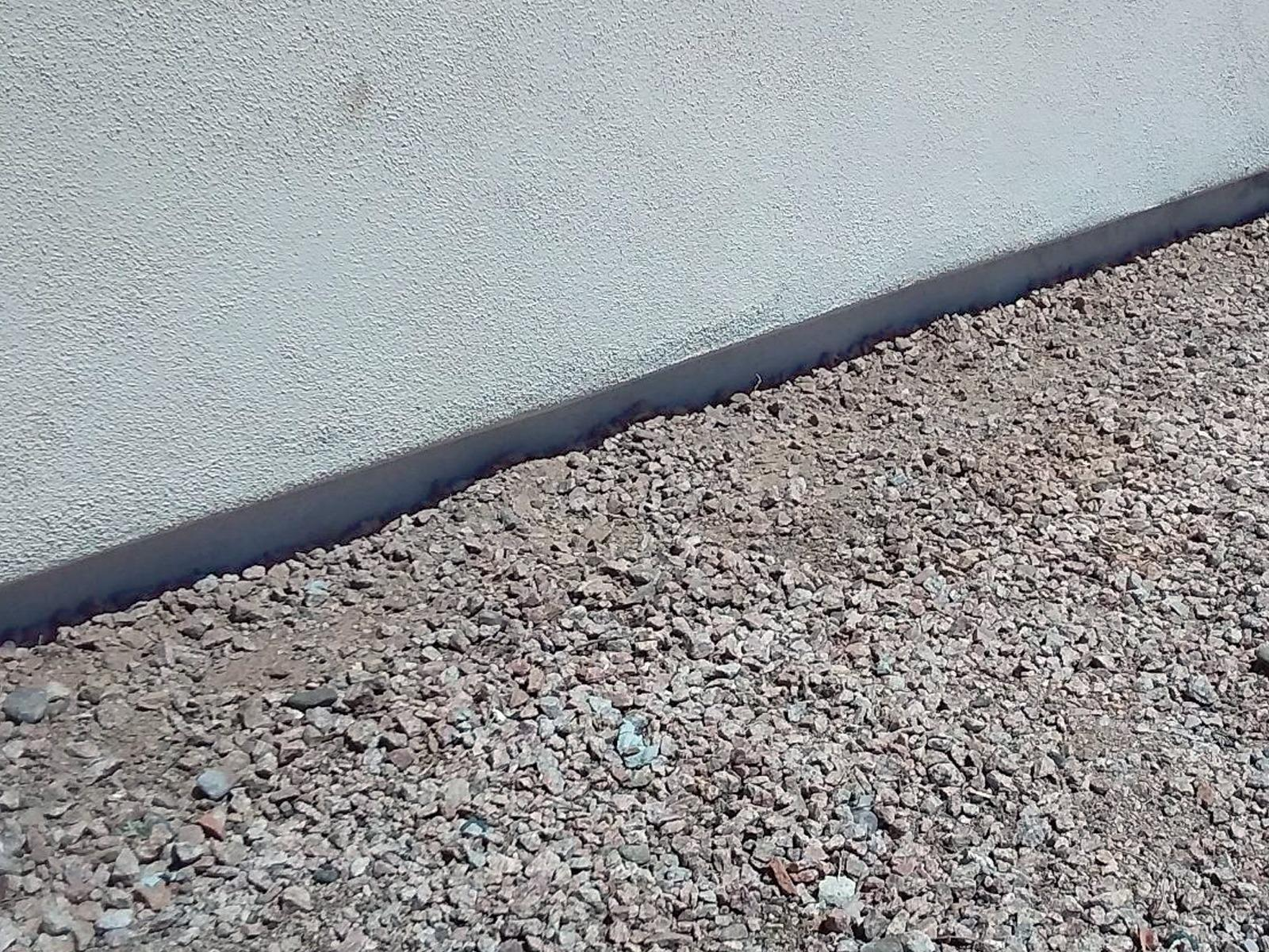 Stem Wall Repair - Chandler, AZ - After Photo