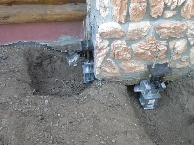 Chimney Stabilization