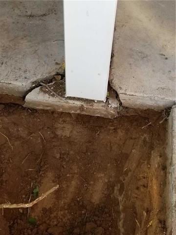 Scottsdale Patio Underpinning