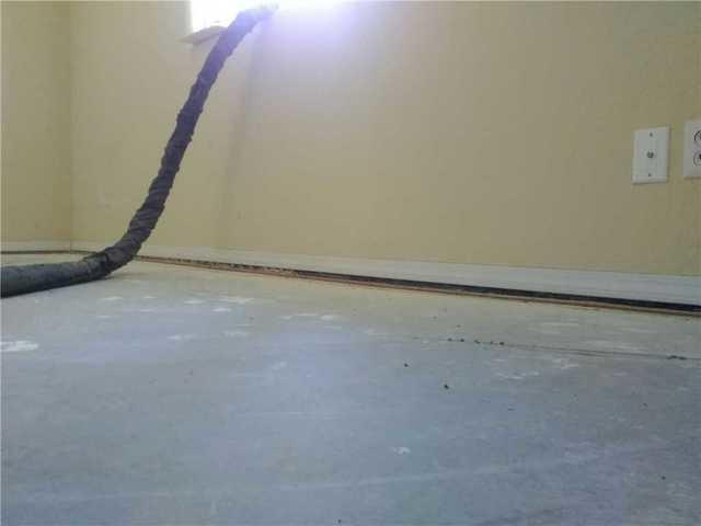 Foundation Leveling in Prescott Valley, AZ - Before Photo