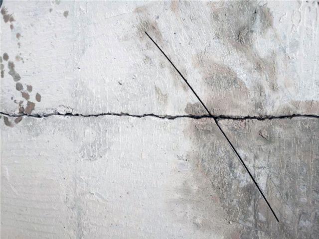 Cottonwood, AZ Crack Stitch