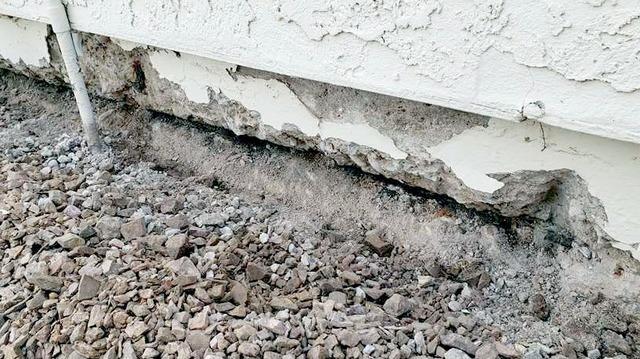 Tempe, AZ Stem Wall Repair