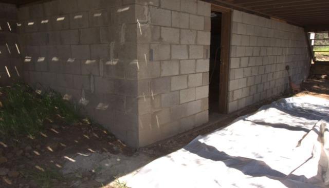 Pine, Arizona Foundation Stabilization