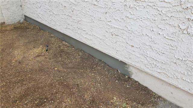 Fountain Hills Stem Wall Repair