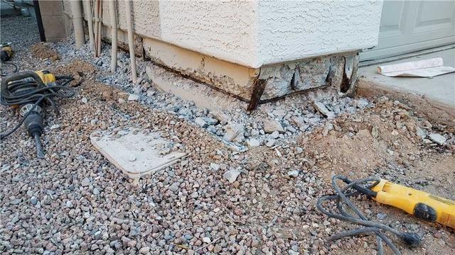 Queen Creek Stem Wall Repair