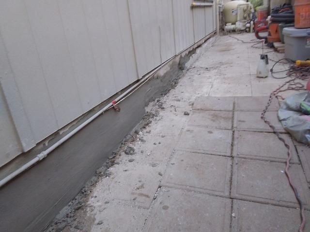 Stem Wall Repair - Phoenix, AZ - After Photo