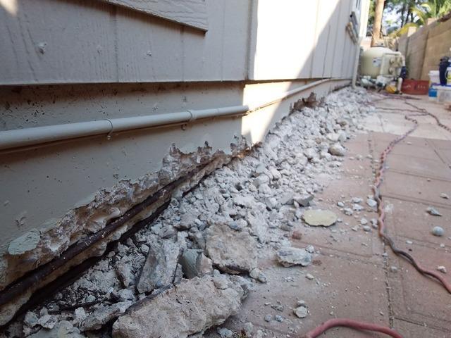 Stem Wall Repair - Phoenix, AZ