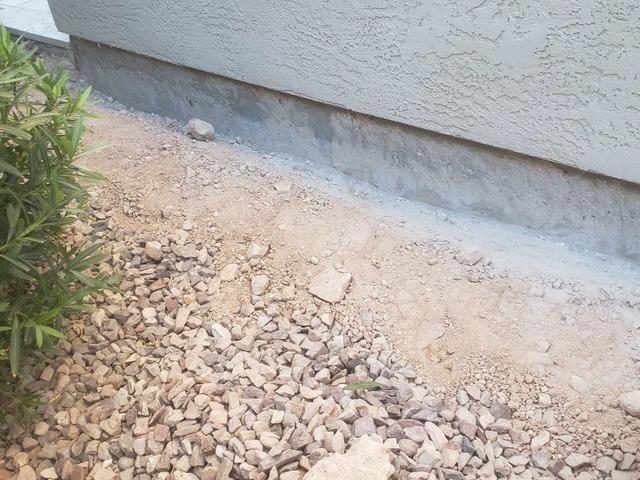 Concrete Stem Wall Repair - Peoria, AZ