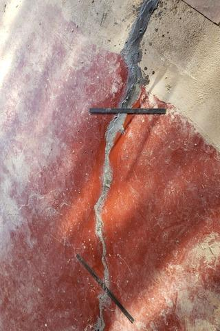 Crack Stitch Concrete Repair - Phoenix, AZ