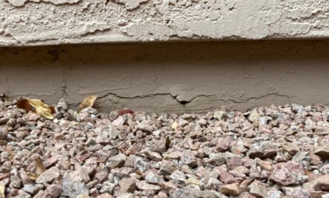 Peoria Concrete Stem Wall Repair