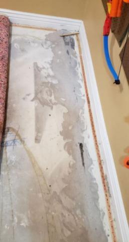 Concrete Crack Stitching in Litchfield Park