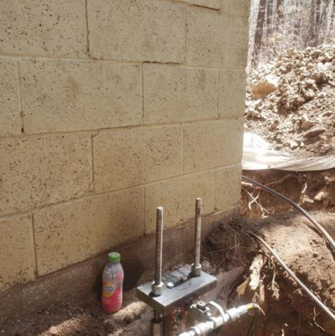 Foundation Leveling in Pinetop, AZ - After Photo