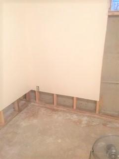 WaterGuard Basement Waterproofing system used to resolve water problems in Florence, KY