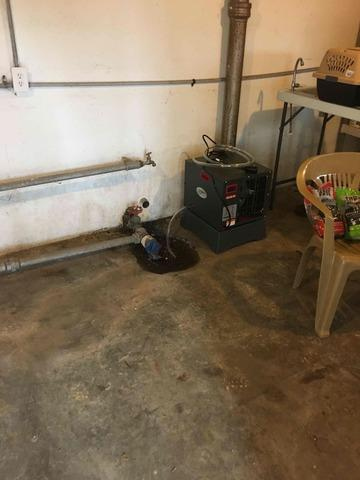 SuperSump Installed in Beattyville, Kentucky
