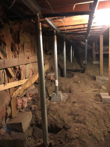 Sinking Cabin Resolved in Garden Valley, ID