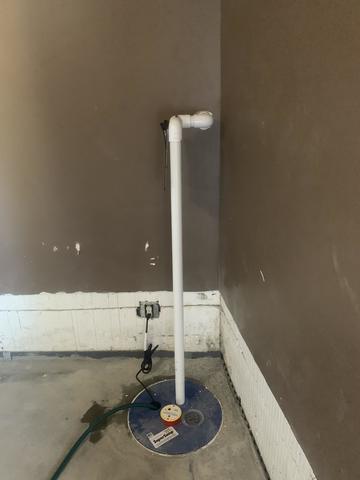 Basement Waterproofing Project in Cascade, Idaho