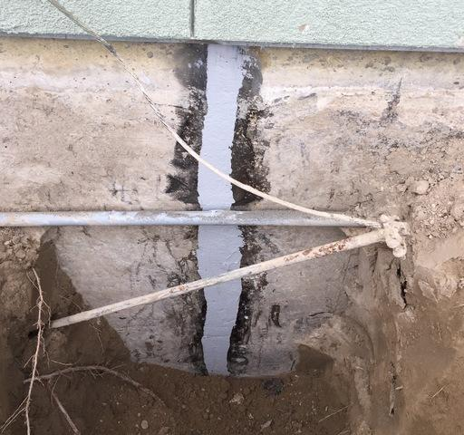 Crack repair in Wilder, ID