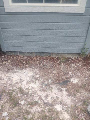 Well vents let water in your crawlspace in Meridian, ID